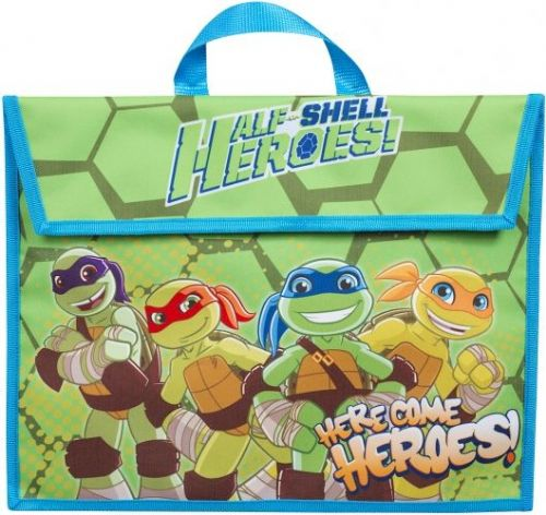 Teenage Mutant Ninja Turtles Character School Book Bag
